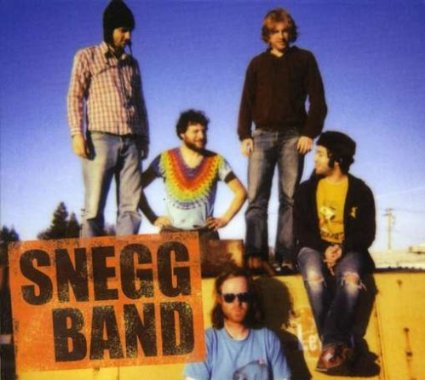 Snegg Band - Moon Came Up - CD