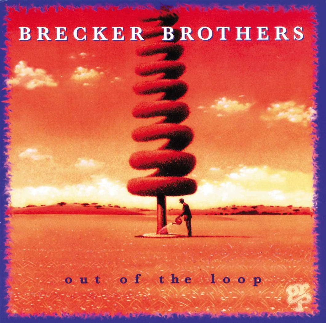 Brecker Brothers - Out Of The Loop - CD