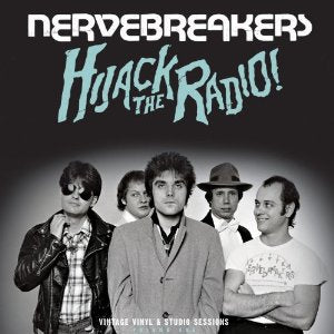 Nervebreakers - Hijack The Radio! - CD