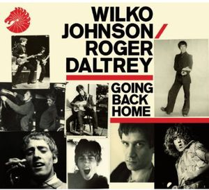 Wilko / Daltrey Johnson - Going Back Home - CD
