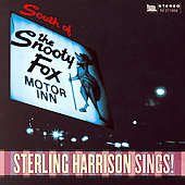 Sterling Harrison - South Of The Snooty Fox (dig) - CD