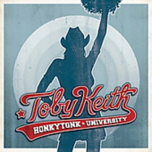 Toby Keith - Honkytonk University (ger) - CD