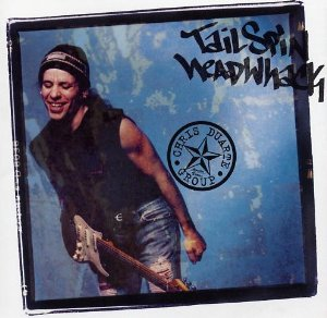 Chris Duarte - Tailspin Headwhack - CD