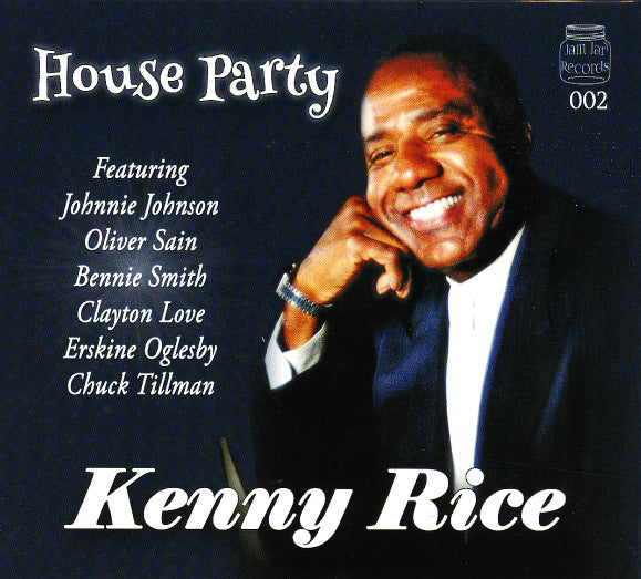 Kenny Rice - House Party - CD