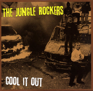 Jungle Rockers - Cool It Out - CD