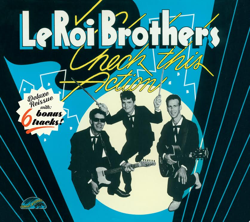 Leroi Brothers - Check This Action - CD