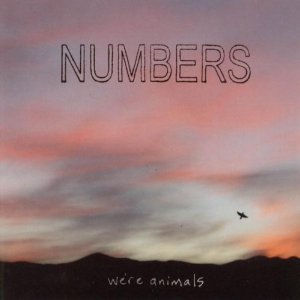 Numbers - We're Animals - CD