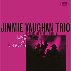 Jimmie Vaughan - Live At C-boys - Vinyl