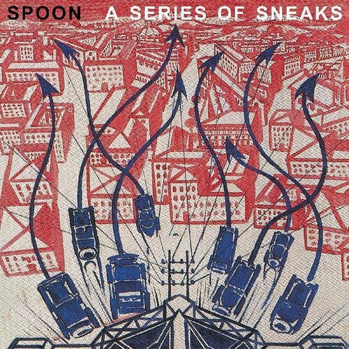 Spoon - Series Of Sneaks - Vinyl
