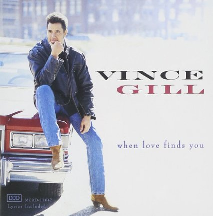 Vince Gill - When Love Finds You - CD