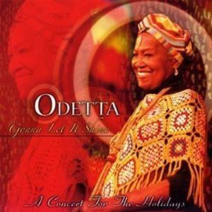 Odetta - Gonna Let It Shine - CD