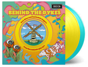 Behind The Dykes: Beat Blues & Psychedelic Nuggets - Behind The Dykes: Beat Blues & Psychedelic Nuggets - Vinyl