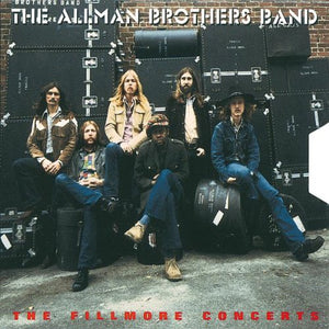 Allman Brothers - Fillmore Concerts - CD