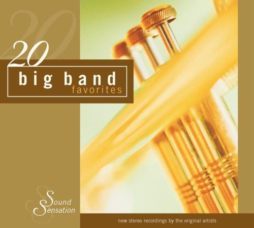 20 Big Band Favorites / Various (dig) - 20 Big Band Favorites / Various (dig) - CD