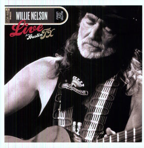 Willie Nelson - Live From Austin Tx - Vinyl