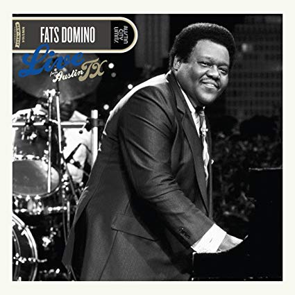 Fats Domino - Live From Austin Texas Cd + Dvd - CD