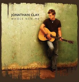Jonathan Clay - Whole New Me - CD