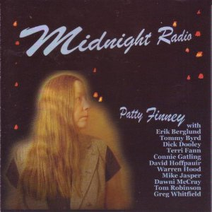 Patty Finney - Midnight Radio - CD
