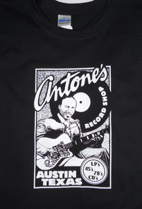 Antone's Record Shop Jimmy Reed, Black, 3xl - T-shirt