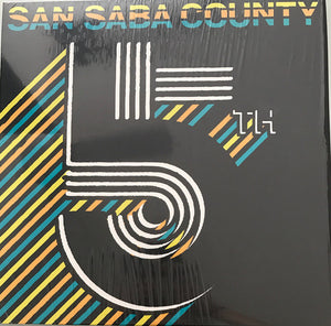 San Saba County - 5th - Vinyl