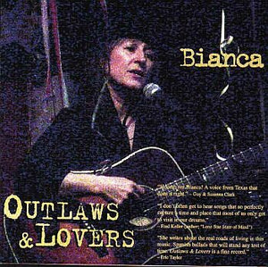Bianca Deleon - Outlaws & Lovers - CD