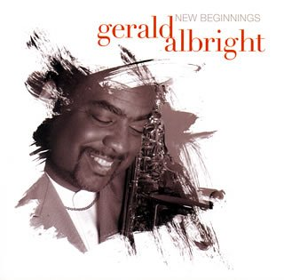 Gerald Albright - New Beginnings - CD