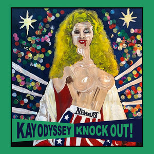 Kay Odyssey - Knock Out! - Cassette