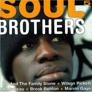Various Artists - Soul Brothers - CD