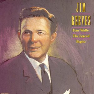 Jim Reeves - Four Walls- The Legend Begins - CD