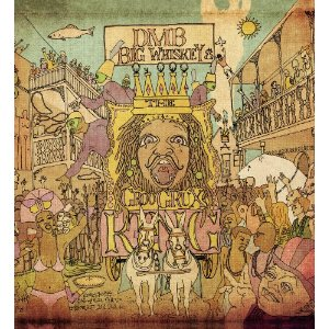 Dave Matthews - Big Whiskey & The Groogrux King - CD