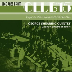 George Shearing - Lullaby Of Birdland And More - CD