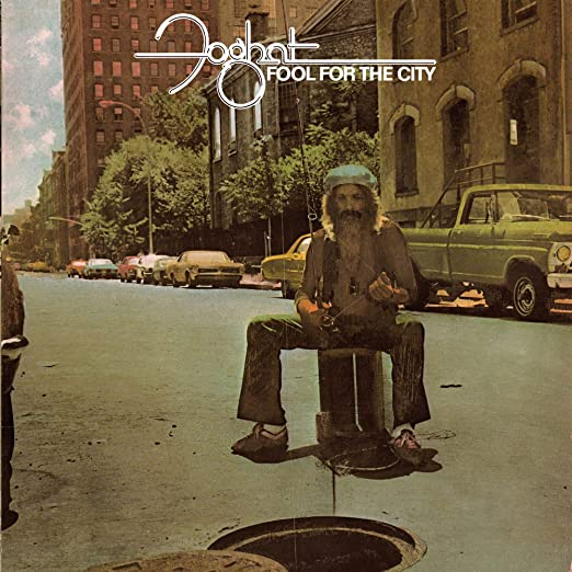 Foghat - Fool For The City - CD