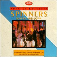 Spinners - Dancin' And Lovin' - CD