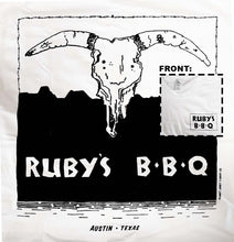 Load image into Gallery viewer, Ruby's Bbq, White, Xl - T-shirt