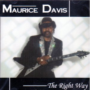 Maurice Davis - The Right Way - CD