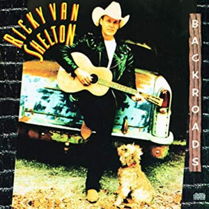 Ricky Van Shelton - Backroads - CD