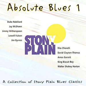 Various Artists - Absolute Blues 1 - CD