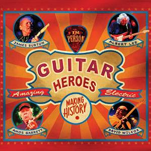 James / Lee Burton - Guitar Heroes - Vinyl