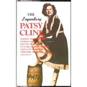 Patsy Cline - The Legendary - Cassette