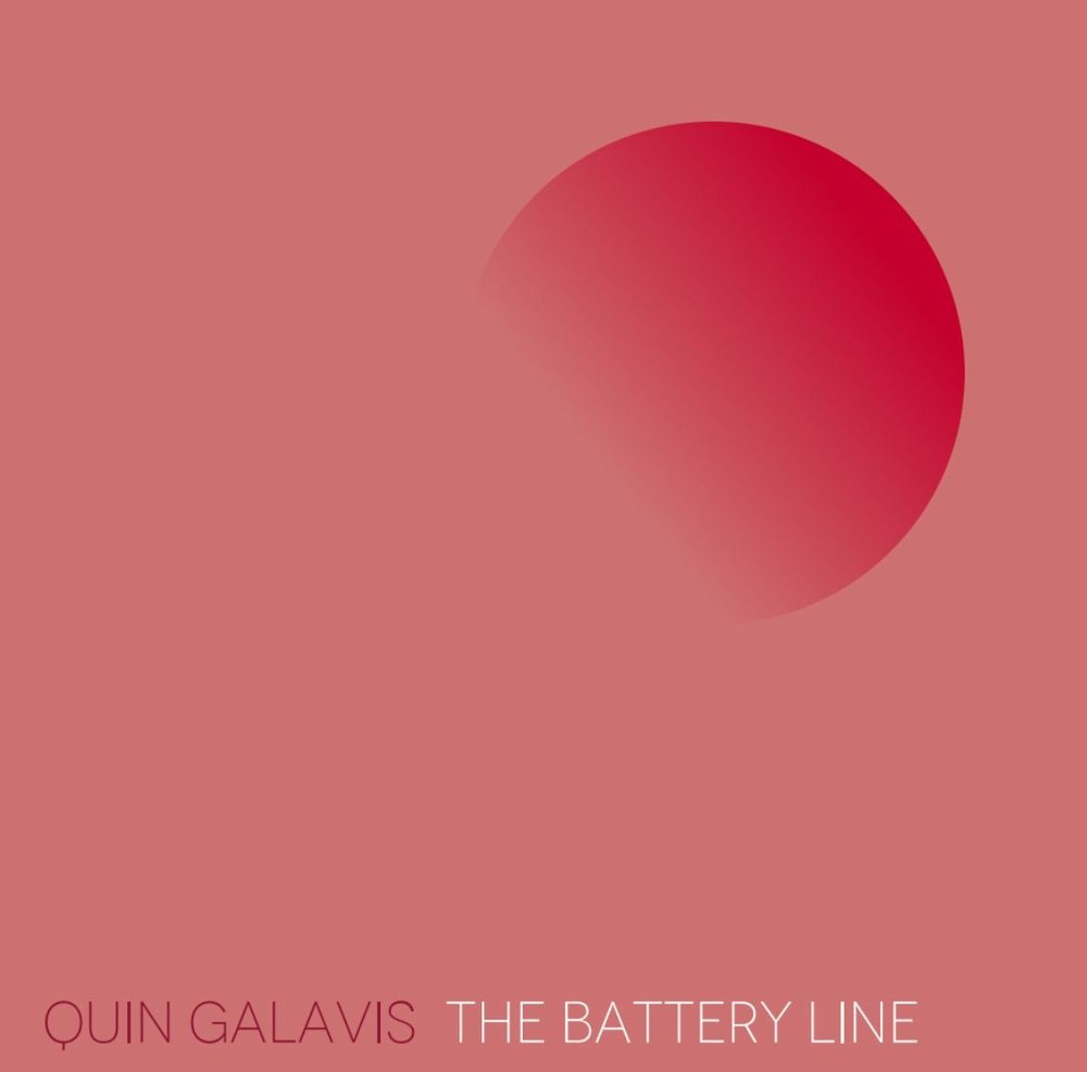 Quin Galavis - The Battery Line - CD
