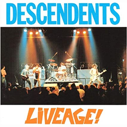 Descendents - Liveage - Vinyl