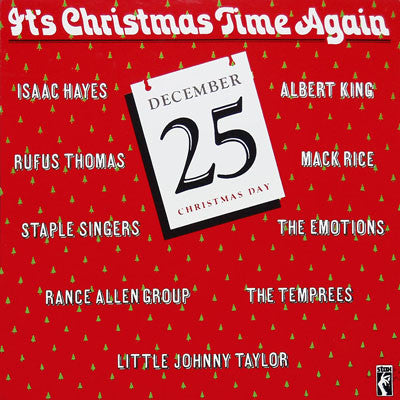 Various Artists - It's Christmas Time Again - Vinyl