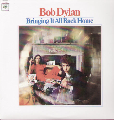 Bob Dylan - Bringing It All Back Home - Vinyl