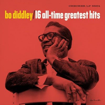 Bo Diddley - 16 All-time Greatest Hits (wht) (rex) - Vinyl