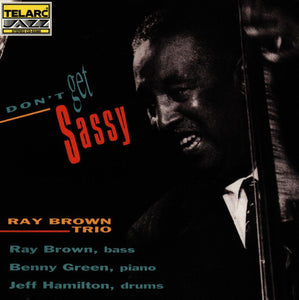 Ray / Green Brown - Dont Get Sassy - CD