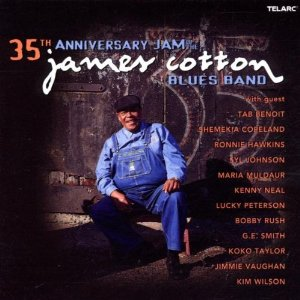James Cotton - 35th Anniversary Jam - CD