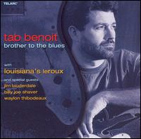 Tab / Shaver Benoit - Brother To The Blues - CD