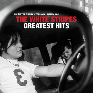 White Stripes - White Stripes Greatest Hits - Vinyl