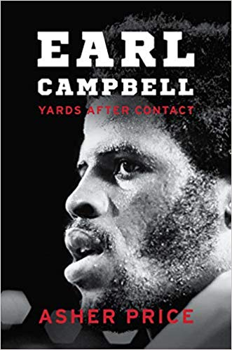 Asher Price - Earl Campbell Yards After Contact - Book