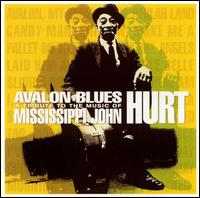 Various Artists - Avalon Blues: Tribute To Music Of John Hurt - CD